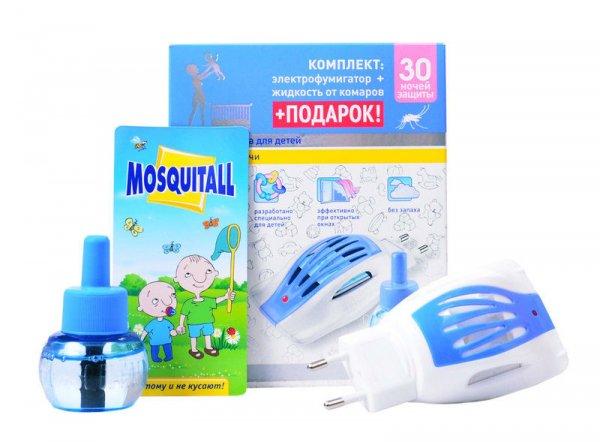 Москитол для детей