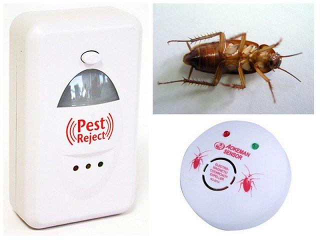 Ультразвуковые ловушки для тараканов