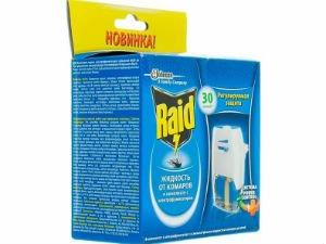 Raid от комаров