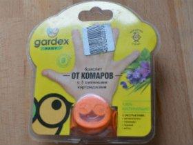 Браслет от комаров Gardex